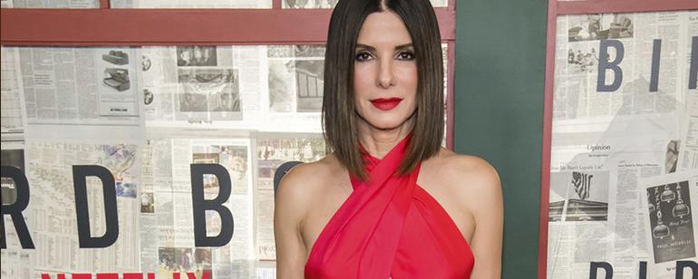 Bird Box Yıldızı Sandra Bullock'tan Oscar Törenine Öneri!