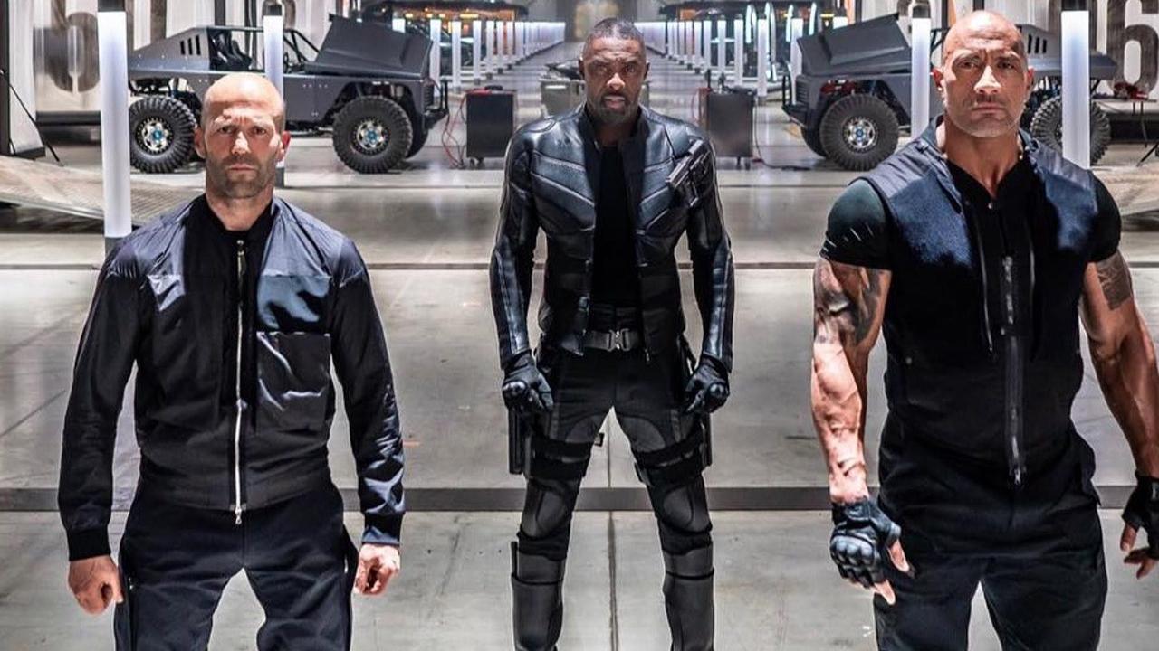 Fast & Furious Presents: Hobbs & Shaw ile ilgili görsel sonucu