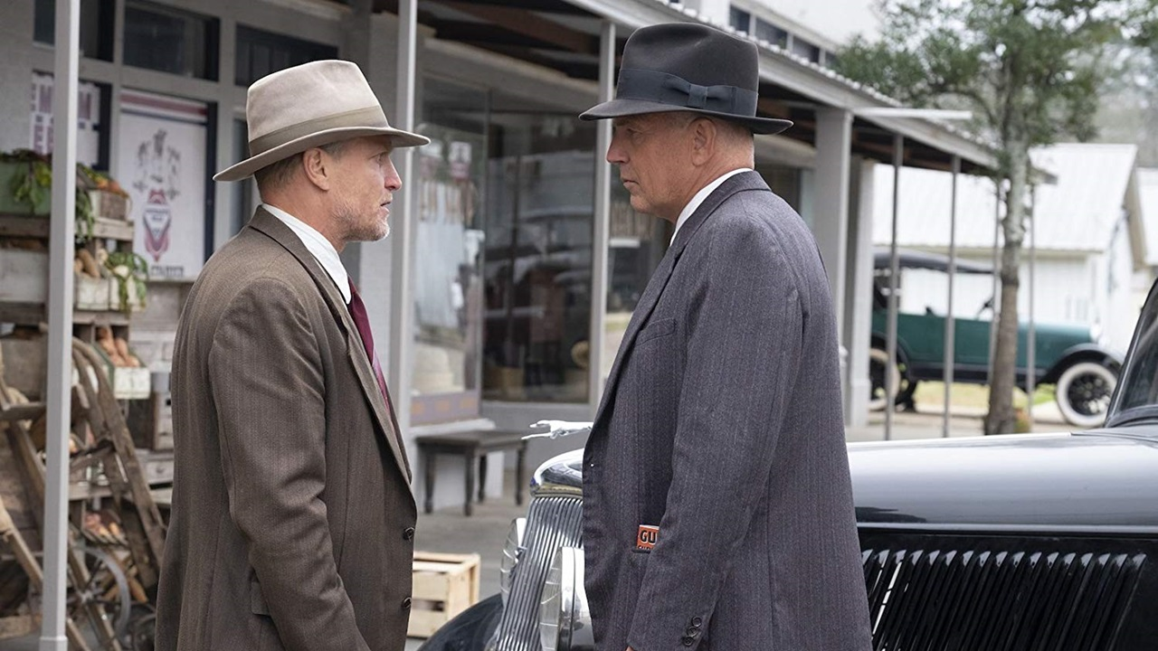 "Woody Harrelson ve Kevin Costner'lı ""The Highwaymen""den Altyazılı Fragman!"