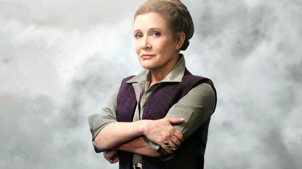 J.J. Abrams, Star Wars: The Rise of Skywalker'daki Carrie Fisher Sahneleri Hakkında Konuştu