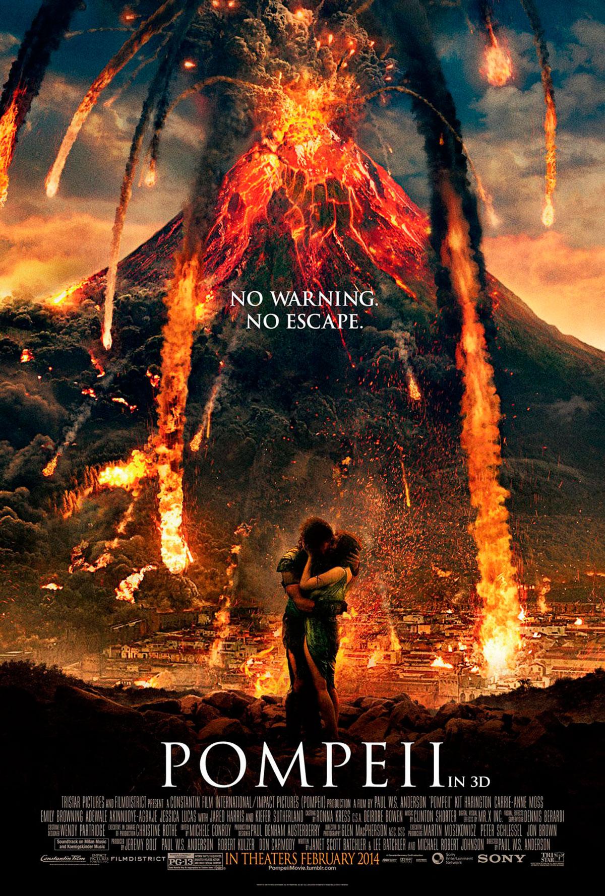 Pompeii Film 2014 Beyazperdecom
