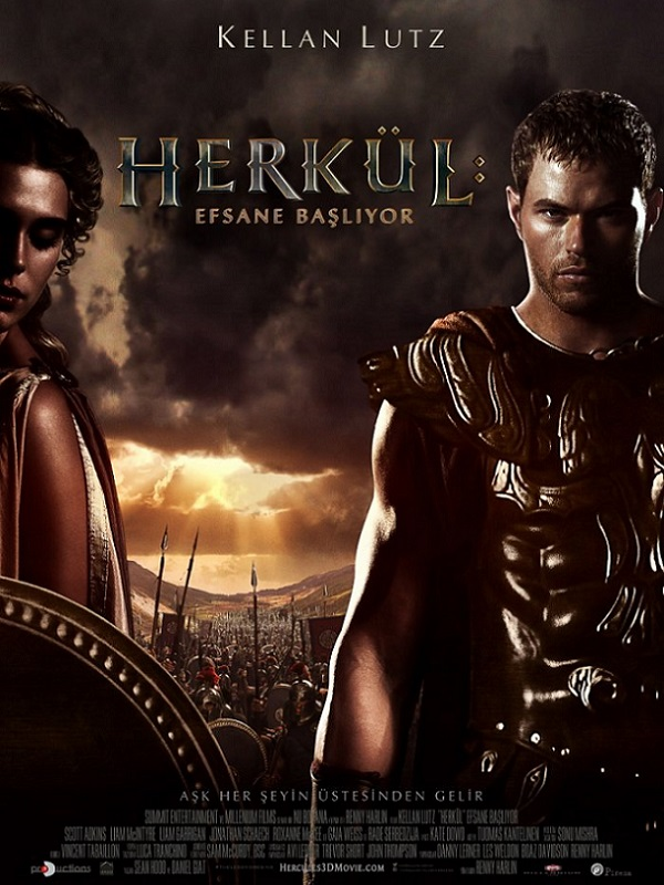 Herkül : Efsane Başlıyor - The Legend Of Hercules ...