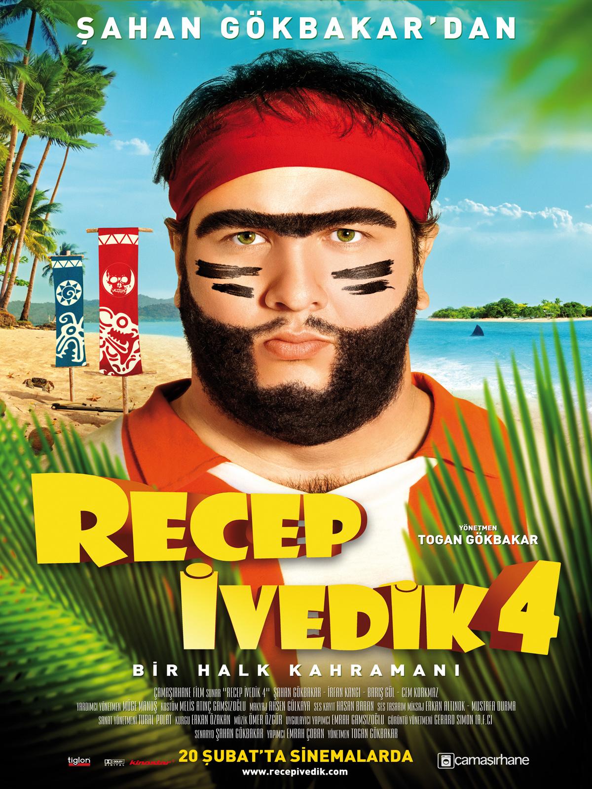 Recep Ivedik 4 Filmi En Yeniler Yorumlar Beyazperde Com