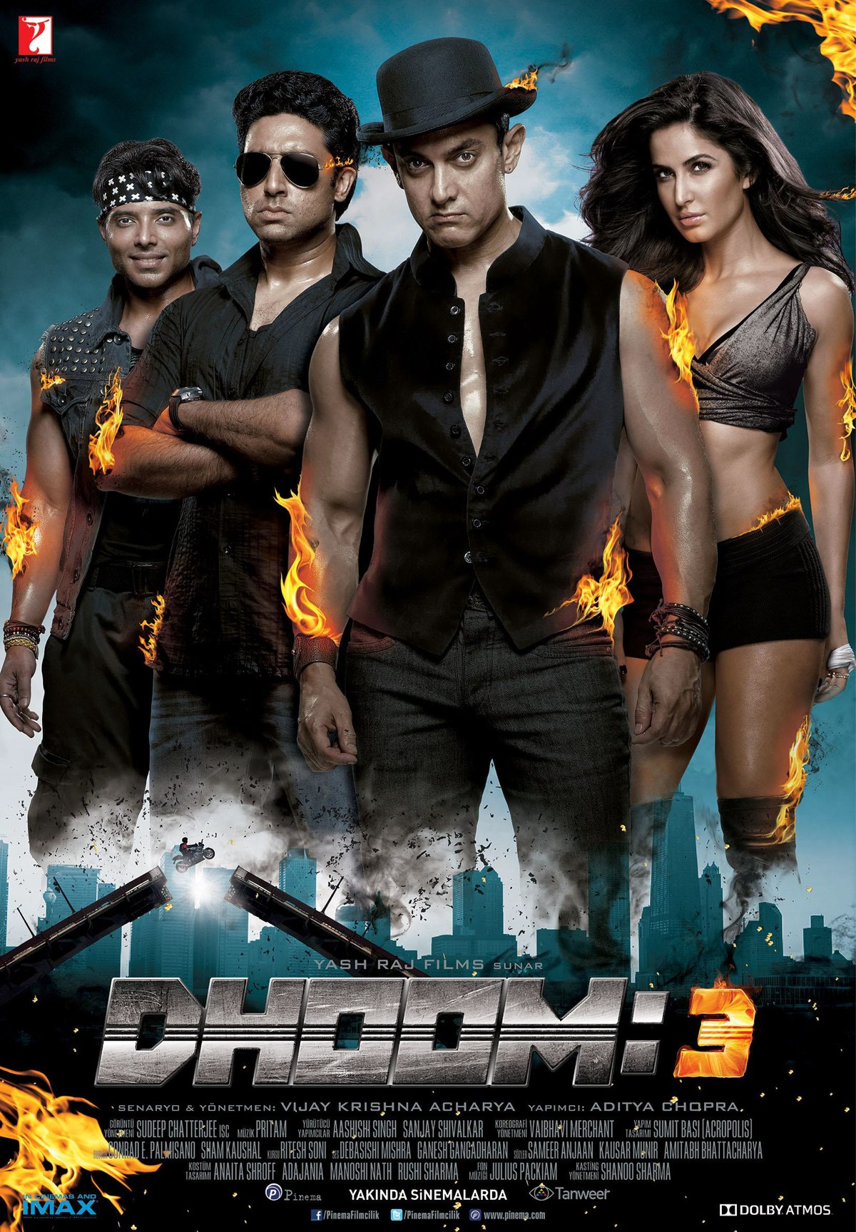 Dhoom 3 Film 2013 Beyazperdecom