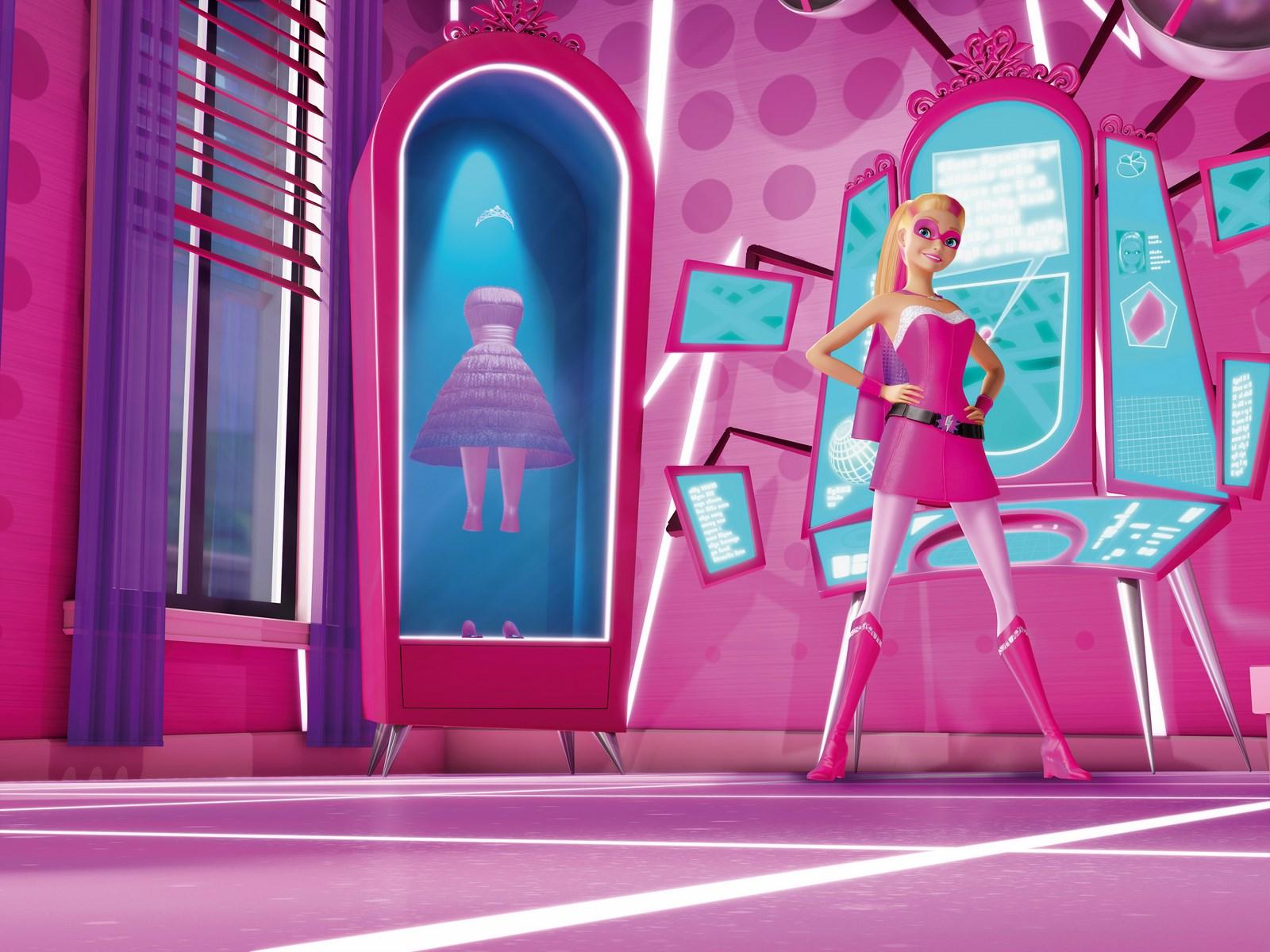Бесплатные Мультфильмы Барби