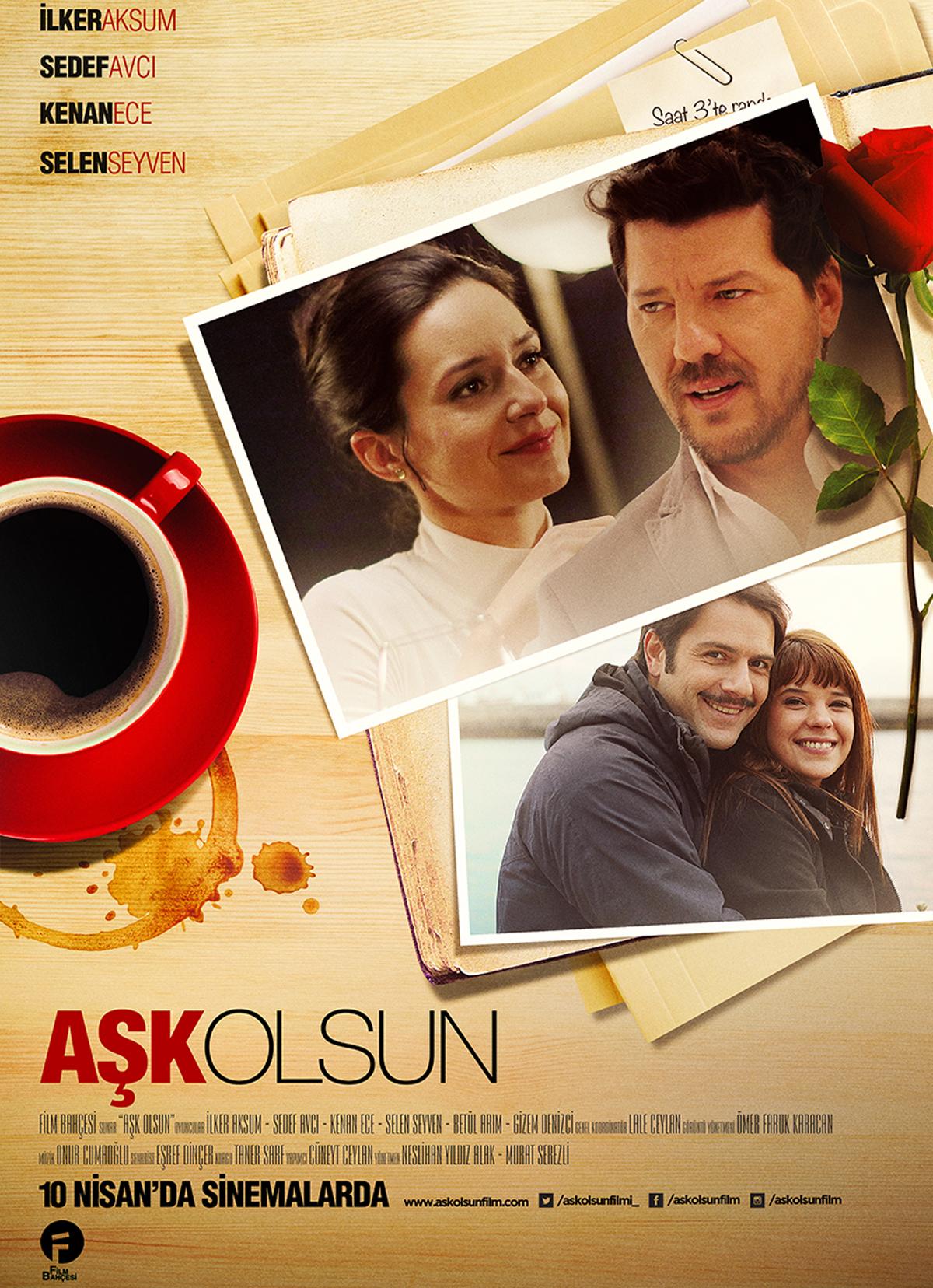 Aşk Olsun Film 2015 Beyazperdecom