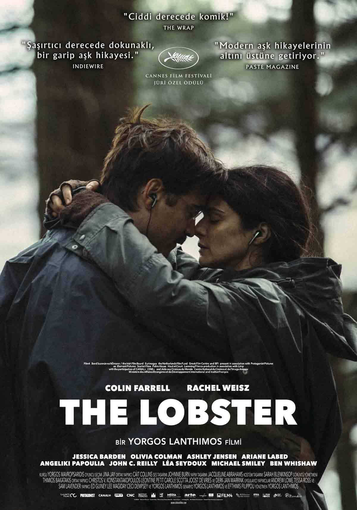 The Lobster Film 2015 Beyazperdecom