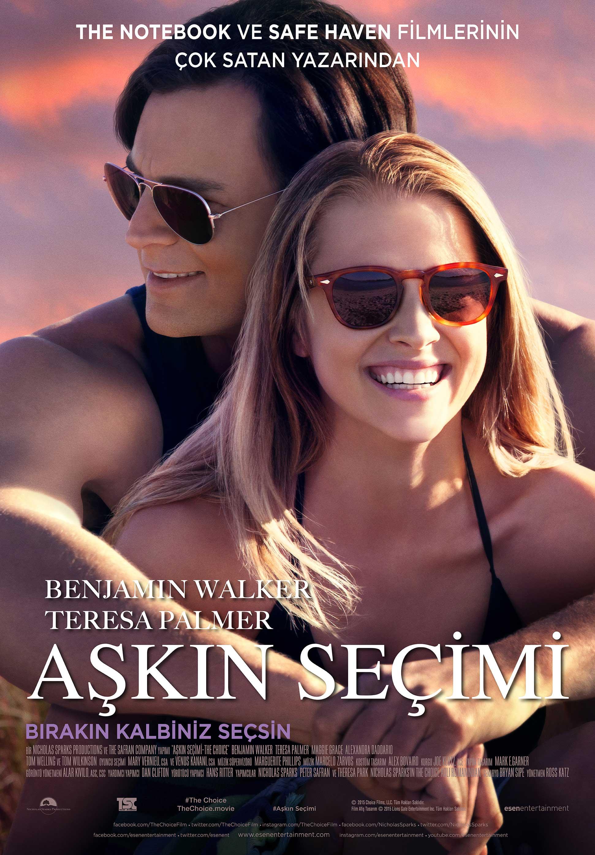 Aşkın Seçimi Filmi Için Benzer Filmler Beyazperdecom