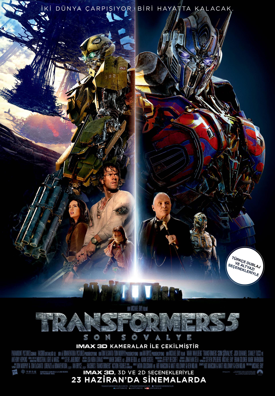 Transformers 5 Son şövalye Filmi Için Benzer Filmler Beyazperdecom