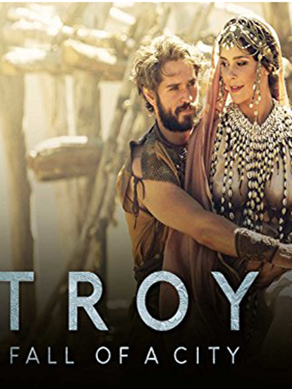 Troy Fall Of A City 1 Sezonun Oyuncuları Beyazperdecom