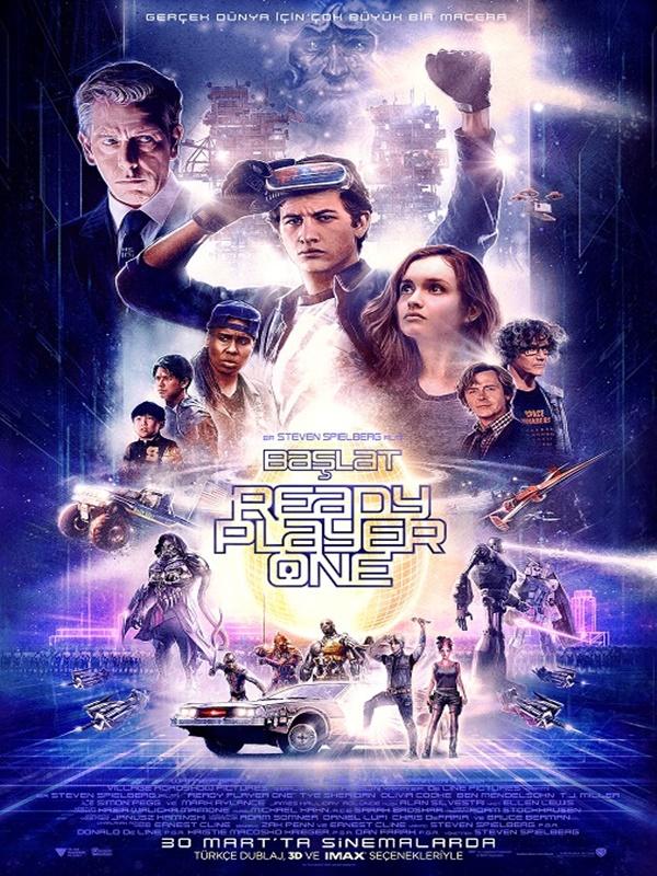 Başlat Ready Player One Filmi Için Benzer Filmler Beyazperdecom