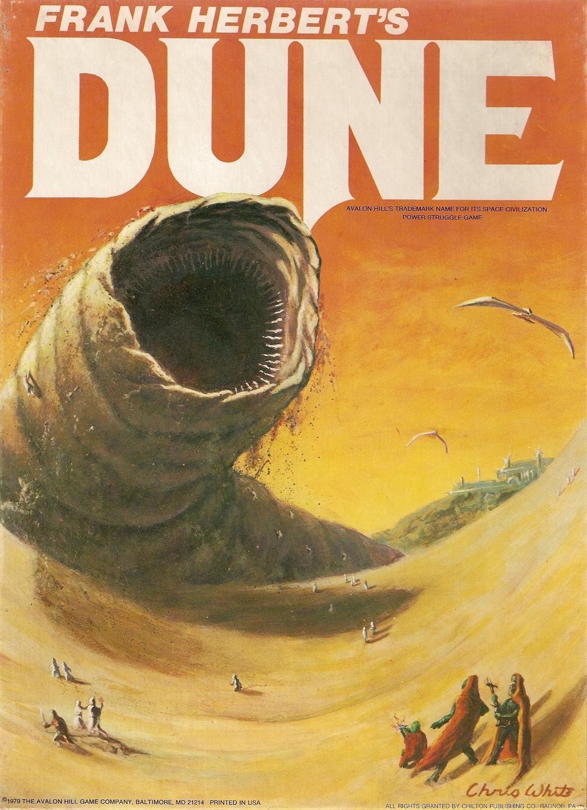 Dune - film 2020 - Bey...