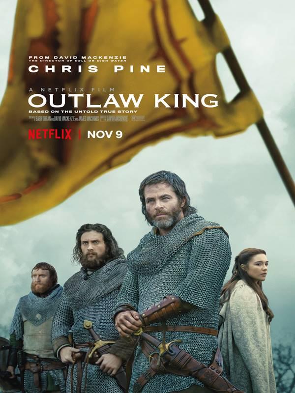 Король вне закона / Outlaw King / 2018 / ДБ / WEB-DLRip