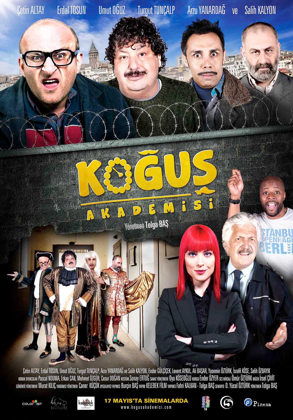 Koğuş Akademisi - film 2013 - Beyazperde com