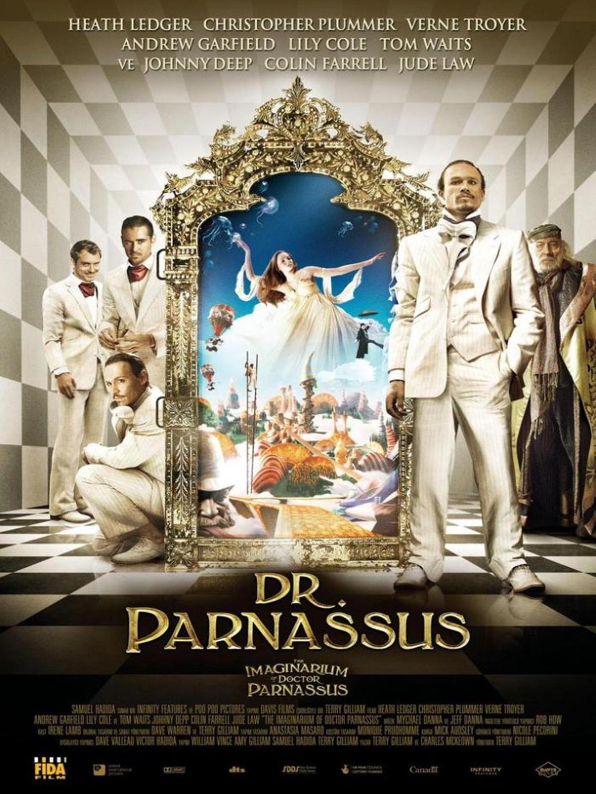 Dr. Parnassus - film 2...