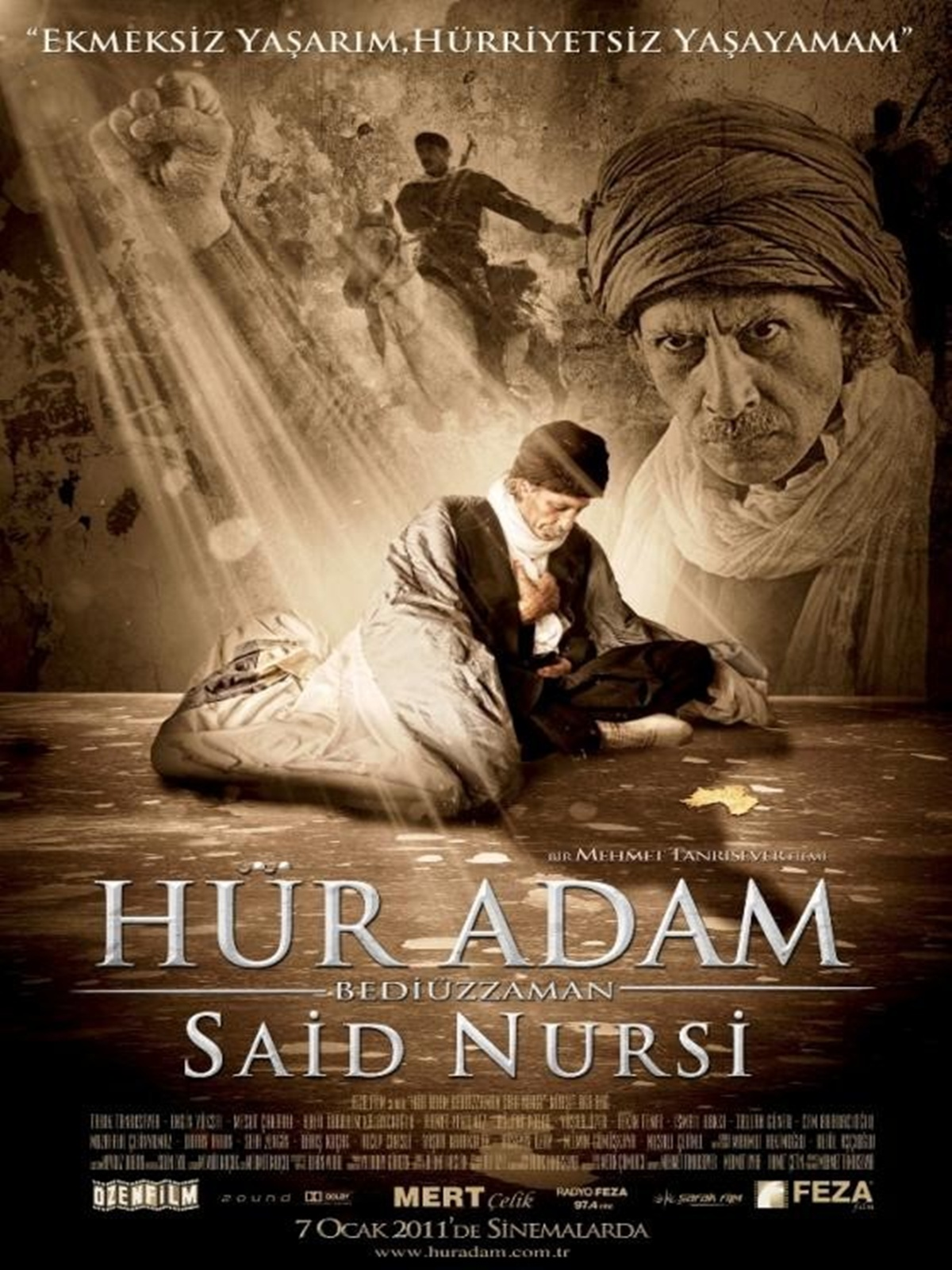 Hür Adam: Bediüzzaman Said Nursi 2010 Yerli Film BRRip