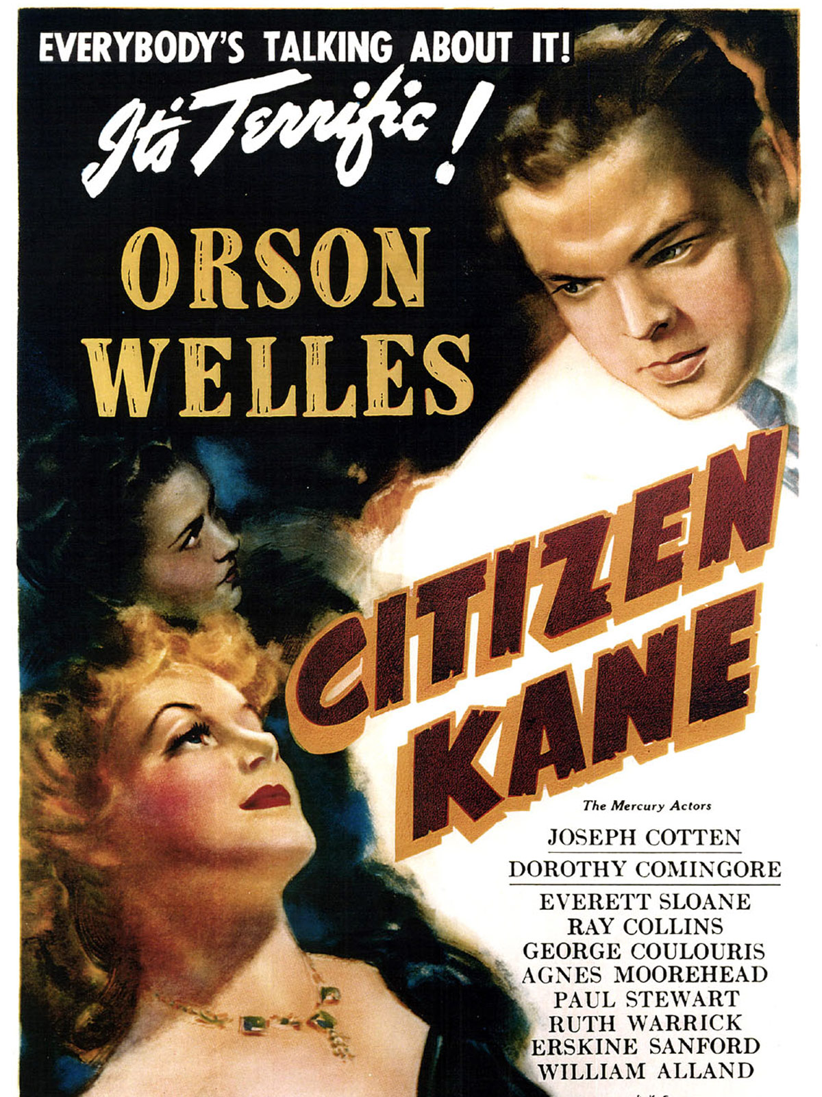an introduction to citizen kane who was charles foster kane Citizen kane revolutionised film-making, and the question of its authorship an introduction to meaning and purpose incorporating parodic newsreel footage and a series of flashbacks depicting various characters' memories of charles foster kane, introducing subtle questions about.