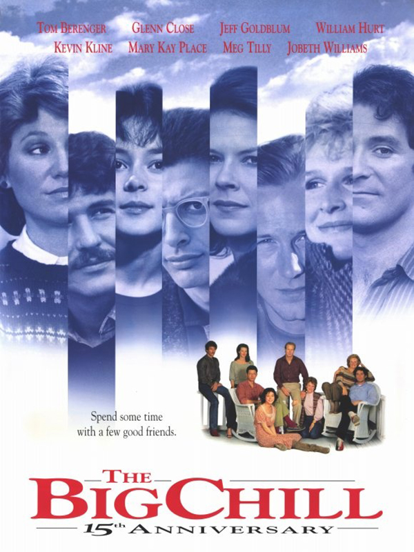 an analysis of the movie the big chill When it was first released in 1983, the big chill drew decidedly mixed reactions despite its commercial success some saw it as an insightful portrait of a generation lost between youthful.
