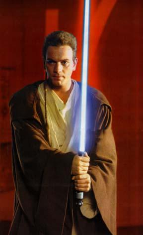 Star Wars: Bölüm I - Gizli Tehlike : Fotograf Ewan McGregor