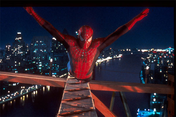 Örümcek-Adam : Fotograf Tobey Maguire