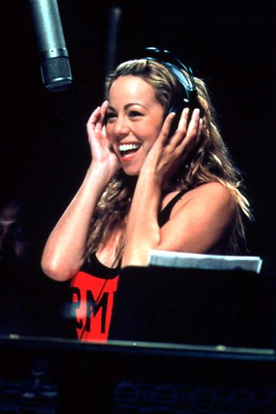 Glitter : Fotograf Mariah Carey, Vondie Curtis-Hall