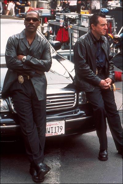 Showtime : Fotograf Eddie Murphy, Robert De Niro