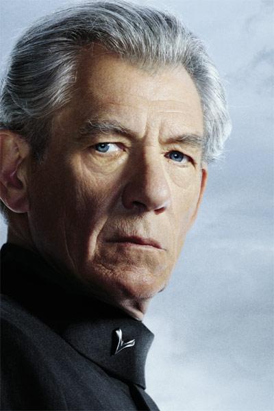 X-Men 2 : Fotograf Ian McKellen