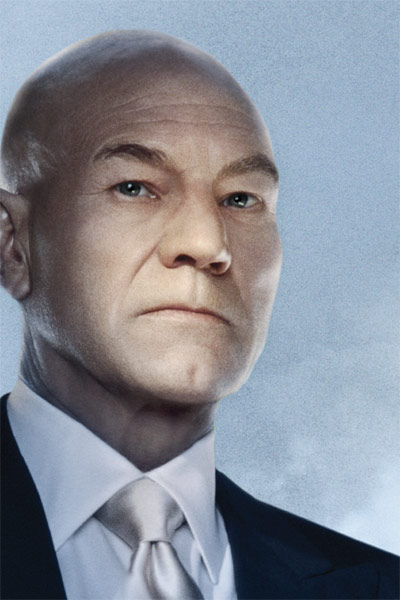 X-Men 2 : Fotograf Patrick Stewart