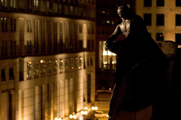 Batman Basliyor : Fotograf Christian Bale