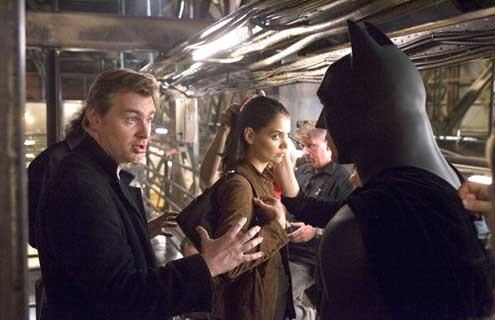 Batman Basliyor : Fotograf Christian Bale, Christopher Nolan