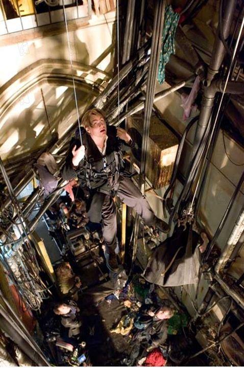 Batman Basliyor : Fotograf Christopher Nolan