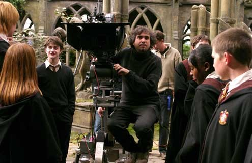 Harry Potter Camera Crew : Alfonso cuarón resimleri harry potter ve azkaban tutsagi