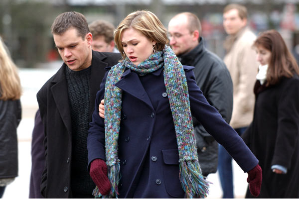 Medusa Darbesi: Matt Damon, Julia Stiles