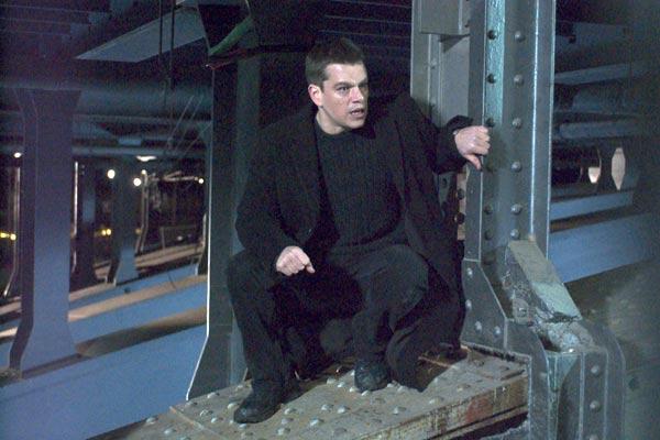 Medusa Darbesi: Matt Damon