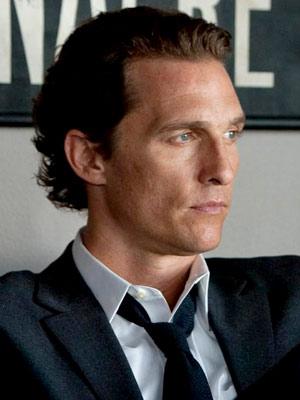 Afis Matthew McConaughey