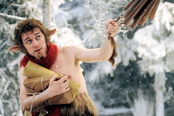 Narnia Günlükleri: Aslan, Cadi ve Dolap : Fotograf Andrew Adamson, James McAvoy