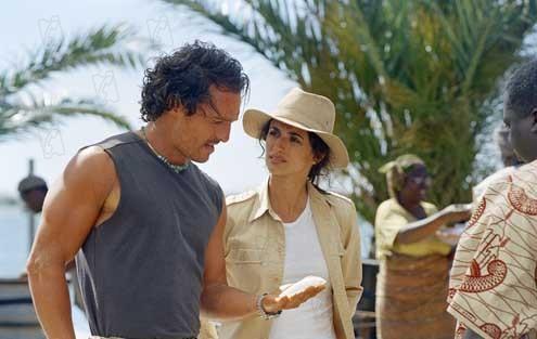 Sahara : Fotograf Matthew McConaughey, Penélope Cruz