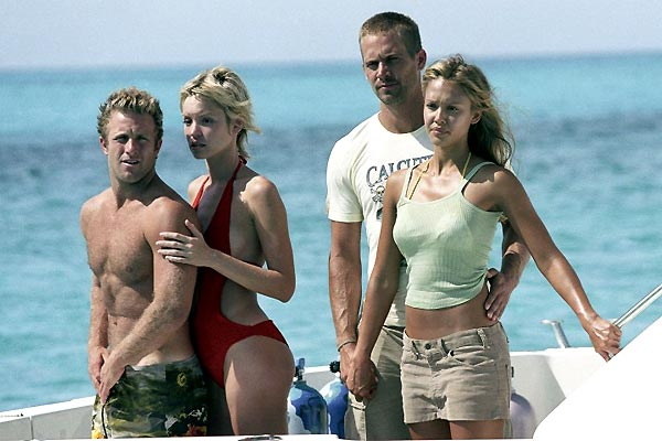 Maviliklere Dogru : Fotograf Ashley Scott, Jessica Alba, Paul Walker, Scott Caan