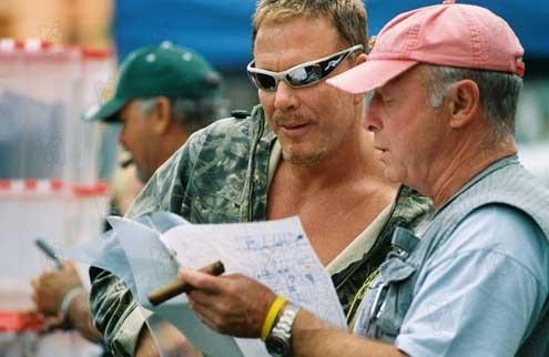 Domino : Fotograf Mickey Rourke, Tony Scott