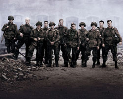 Band of Brothers : Afis