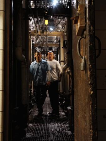 Prison Break : Fotograf Dominic Purcell, Wentworth Miller