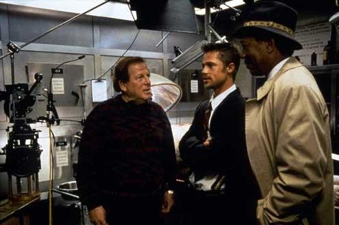 Yedi : Fotograf Brad Pitt, Morgan Freeman