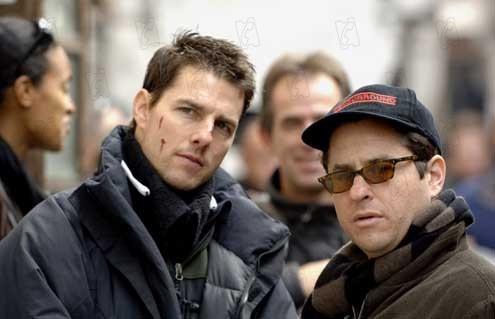 Görevimiz Tehlike 3 : Fotograf J.J. Abrams, Tom Cruise
