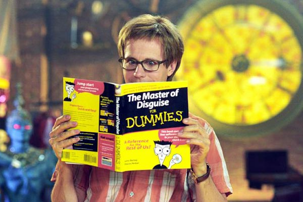 Master of Disguise, The : Fotograf Dana Carvey, Perry Andelin Blake