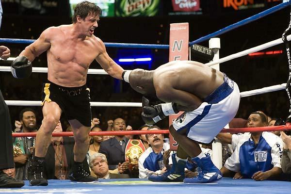 Rocky Balboa : Fotograf Antonio Tarver, Sylvester Stallone