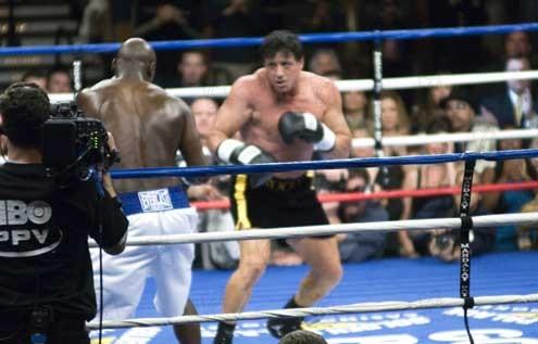 Rocky Balboa : Fotograf Sylvester Stallone