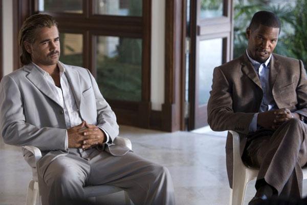 Miami Vice : Fotograf Colin Farrell, Jamie Foxx