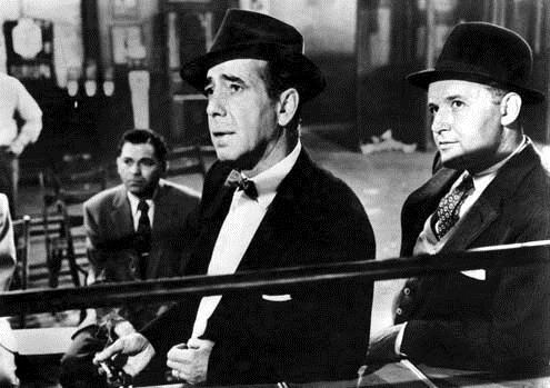 Fotograf Humphrey Bogart, Mark Robson, Rod Steiger