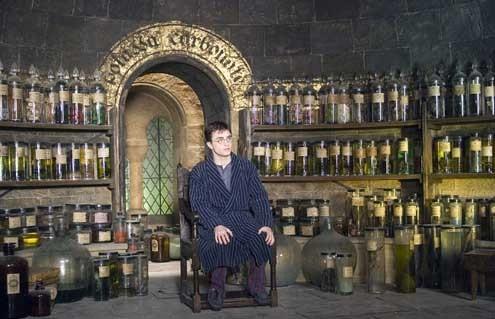 Harry Potter ve Zümrüdüanka Yoldasligi : Fotograf Daniel Radcliffe