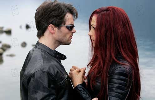 X-Men: Son Direnis : Fotograf Famke Janssen, James Marsden